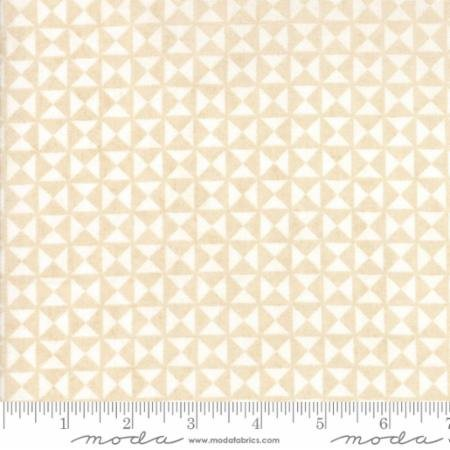 Berry Merry Cream Christmas Quilt Block 30476 11 by BasicGrey for Moda