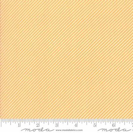 Bonnie Camille Scrumptious Stripe Orange 55071 33 by Bonnie & Camille for Moda