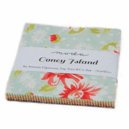 Coney Island Charm Pack 20280PP by Fig Tree Quilts for Moda