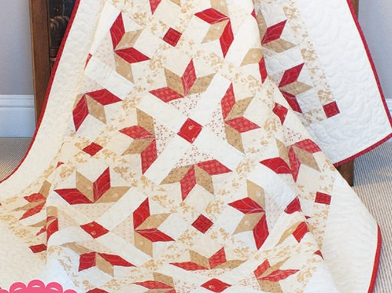 Hamptons Quilt Pattern