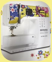 Bernina 350 by Cotton and Steel
