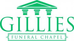 Gillies Funeral Chapel is one of the prize sponsors for 2016