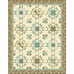 Quilting Treasures-Arabesque Quilt Kit