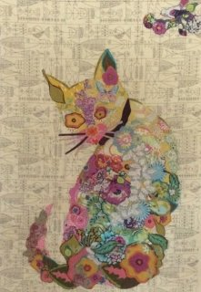 Purrfect Kitty Quilt Pattern