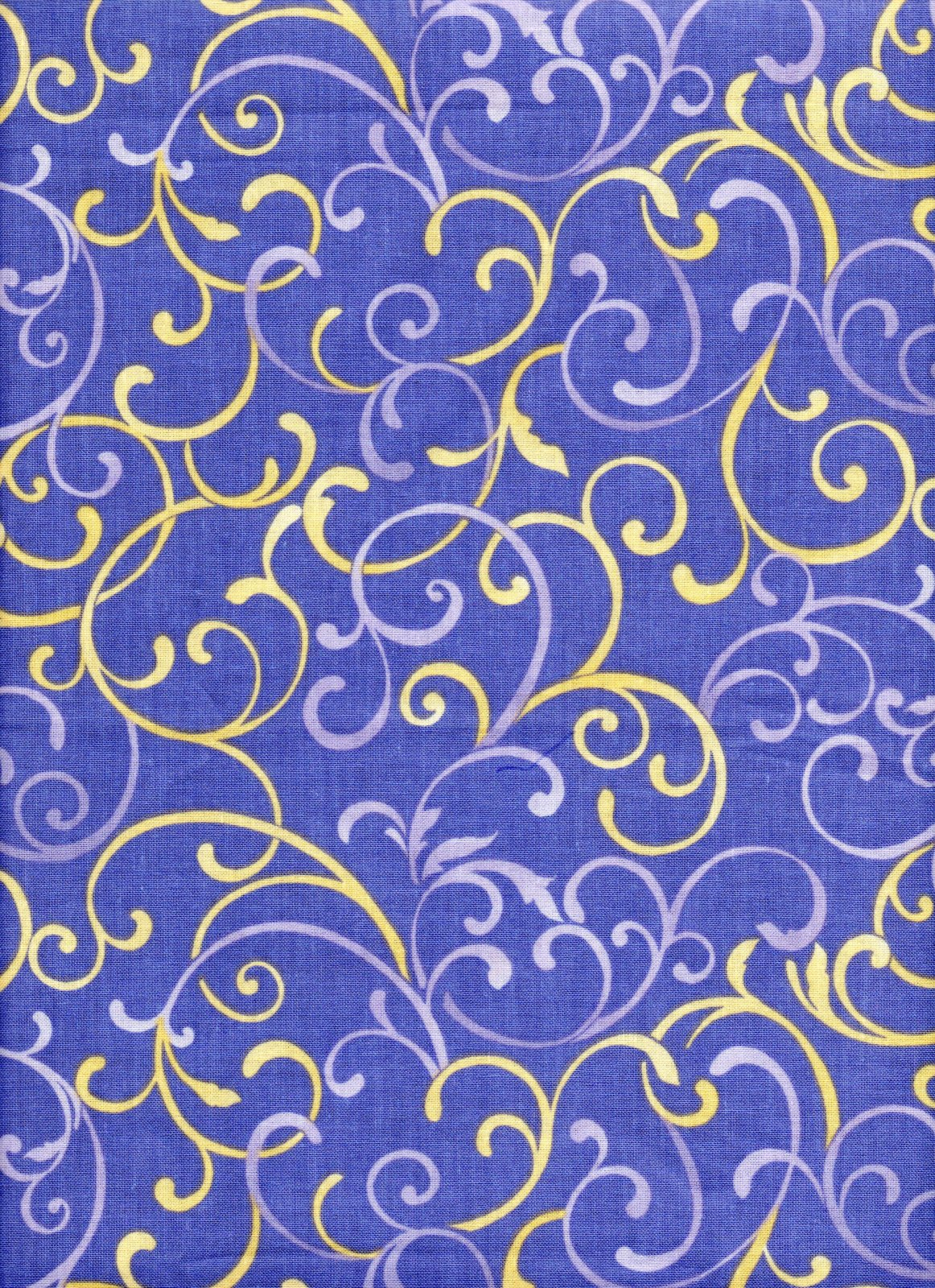 Cosmic navy dotted batik for Cosmic print fabric