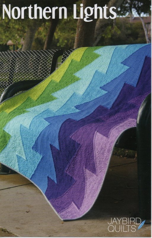 Northern Lights Quilt Pattern and Kit