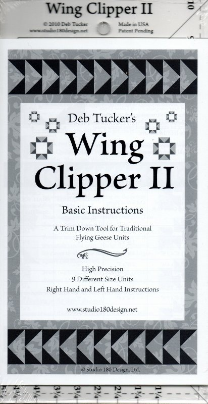 Wing Clipper Ii Ruler