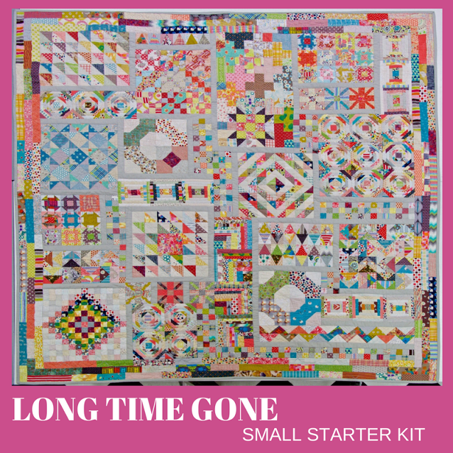 Long Time Gone Small Starter Kit (Pattern not included)