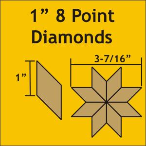1 8-Point Diamond