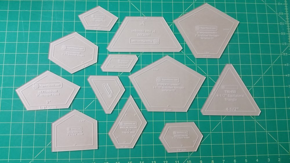 Acrylic Add-On Pack 1 for Rosettes 2-5