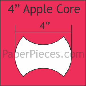4 Apple Core