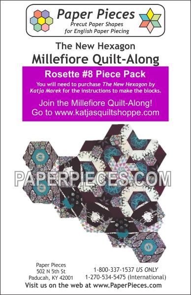 Rosette #8 Piece Pack