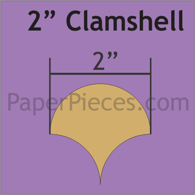 2 Clamshell