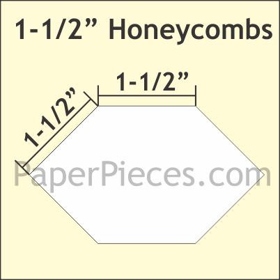1-1/2 Honeycomb
