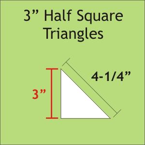 3 Half Square