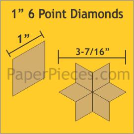 1 6 Point Diamond