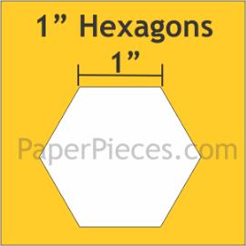 1 Hexagon