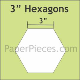 3 Hexagon