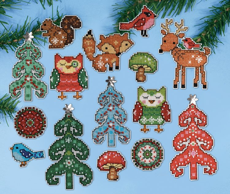 New Counted Cross Stitch