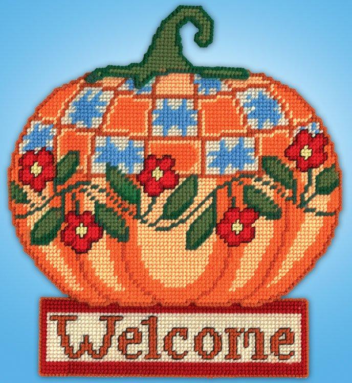 2281 Welcome Pumpkin 021465022819
