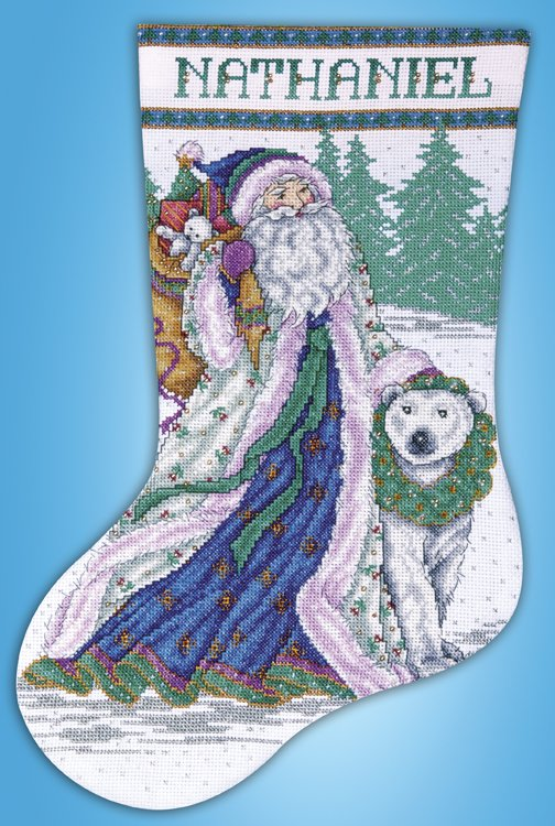 Wholesale Christmas Stockings For Embroidery