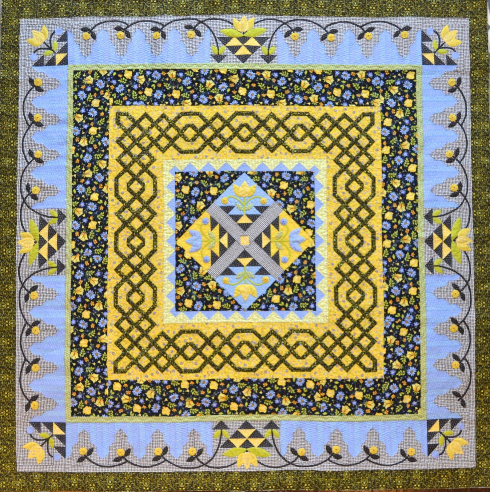Meadow Weaver Pattern