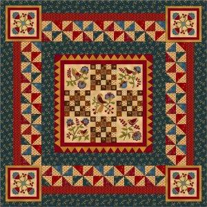 A Prairie Journal Quilt