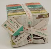 Shades of Black Fat Quarter Bundle