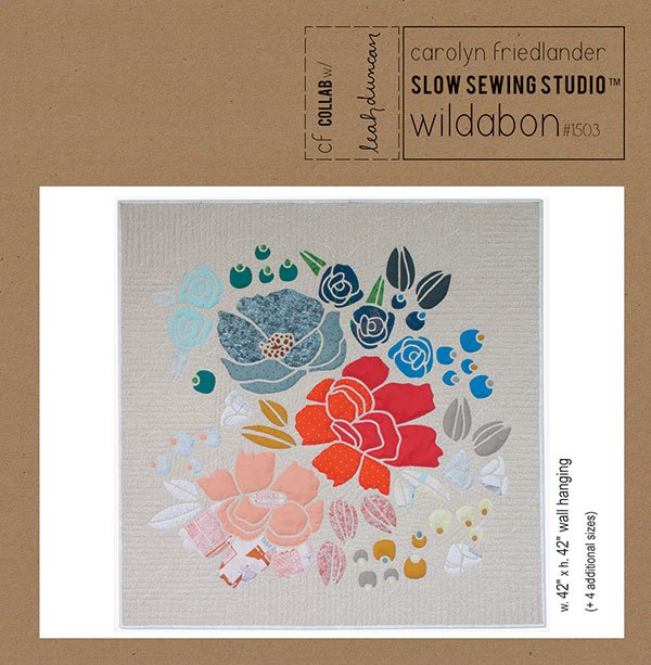 Wildabon Quilt Kit