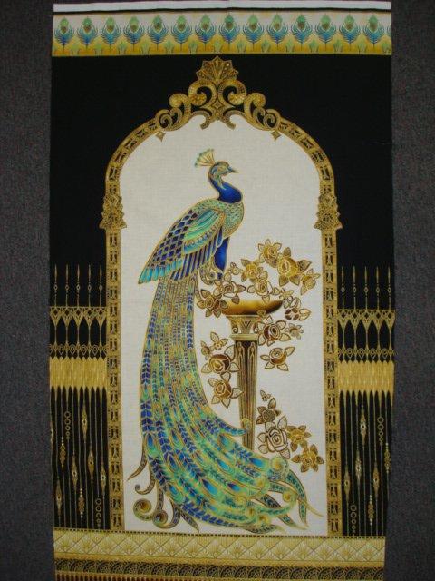 Beau Monde Peacock