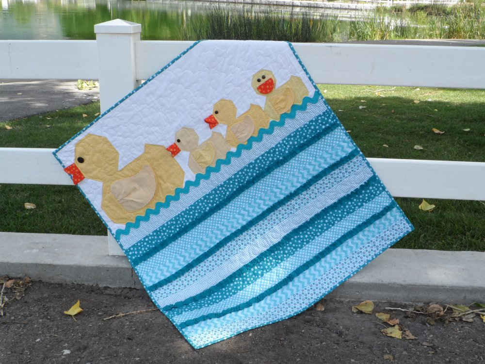 Baby Quilt Patterns For Boy : Baby Quilt Patterns for Boys and Girls
