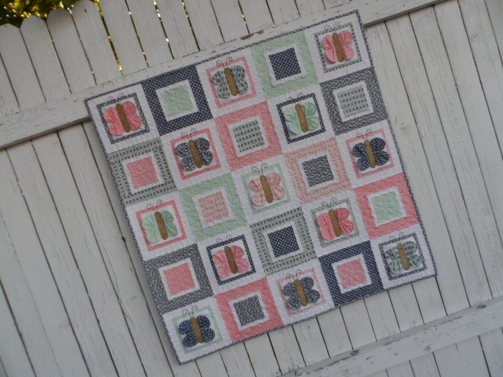 Girl Baby Quilt Patterns
