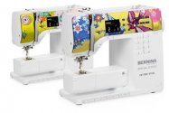 BERNINA 350 SE Cotton + Steel