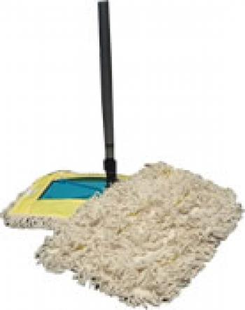 Sh Duster 100 White Cotton Mop Cover