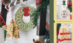 Anita Goodesign 3D Ornaments Workshop