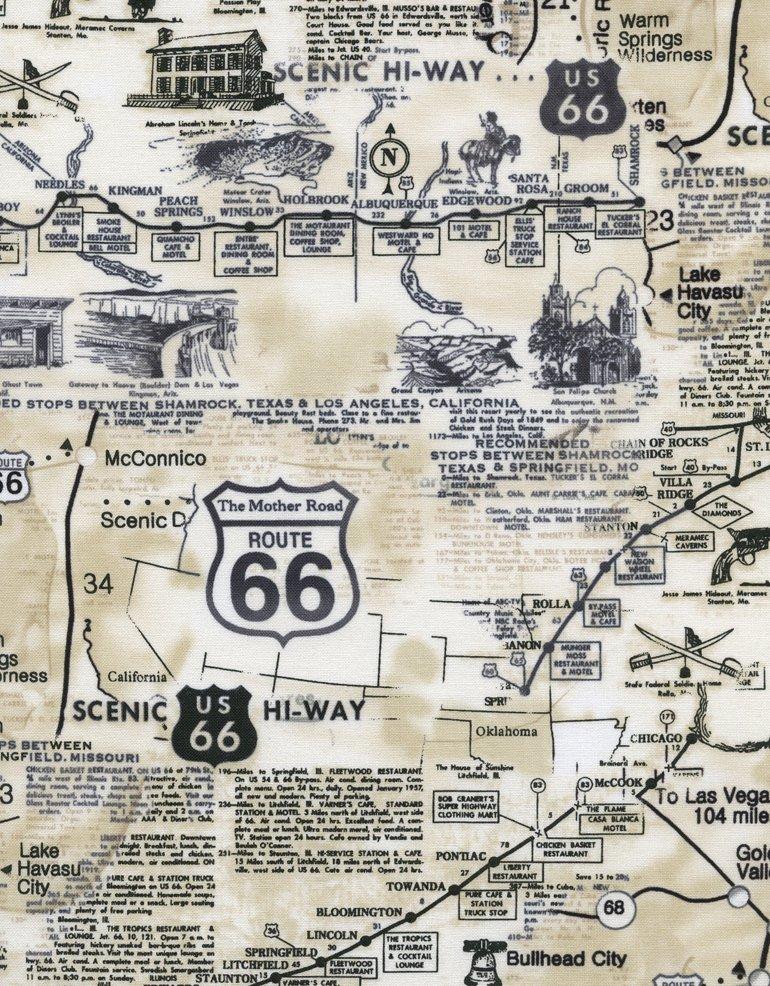 Map -C-7529-Natural
