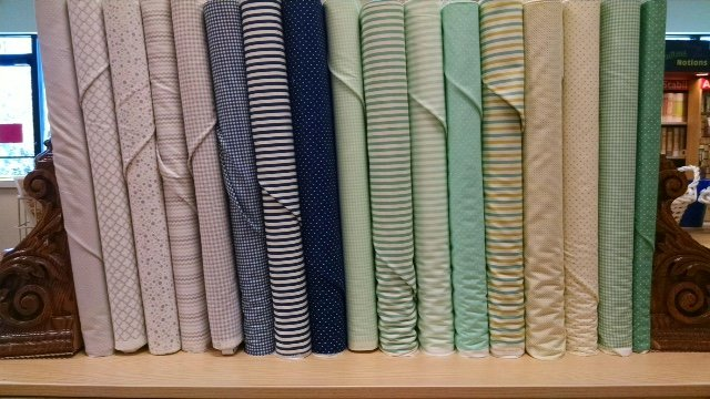 Sweet New Fabrics for a Layette
