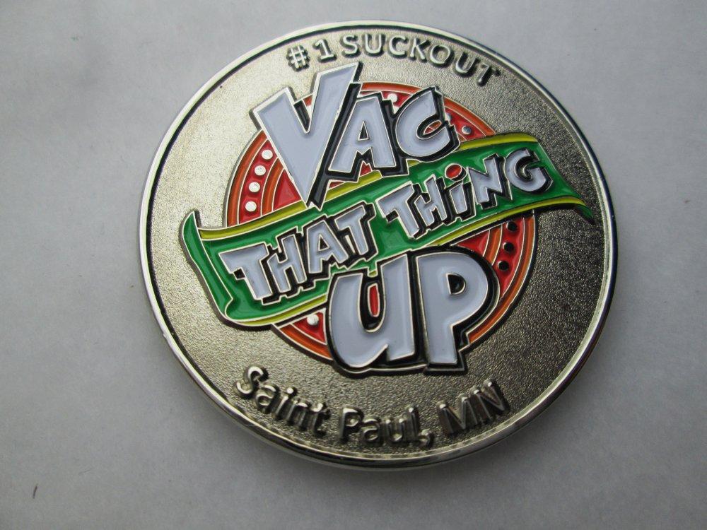 In a vacuum poker term
