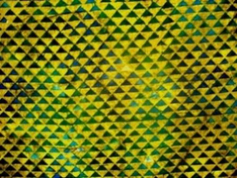 Southwest Batiks - Green