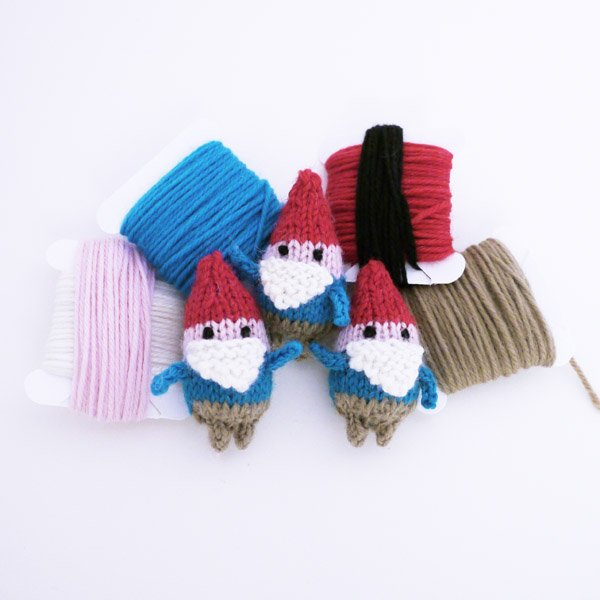 Tiny Gnome kit by Mochimochi Land