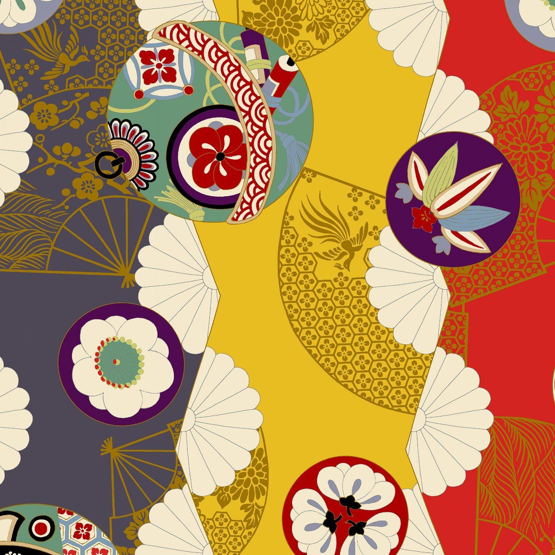 Asian Inspired Fabrics 47