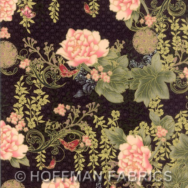 Asian Inspired Fabrics 111