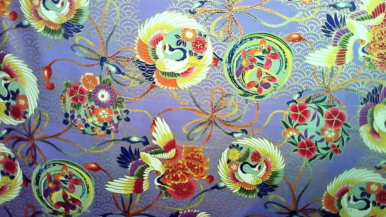 Asian Inspired Fabrics 117