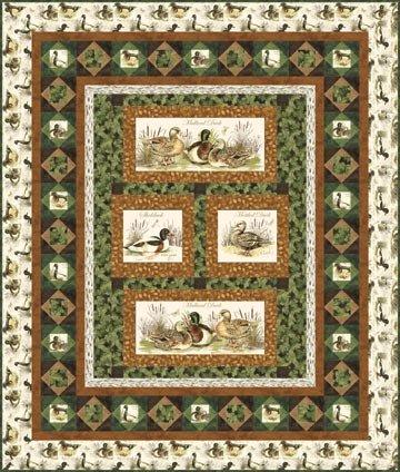 Duck Hunt Pattern