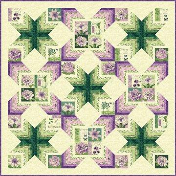 Promenade Quilt Pattern