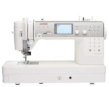Janome's New Memory Craft 6700 Professional