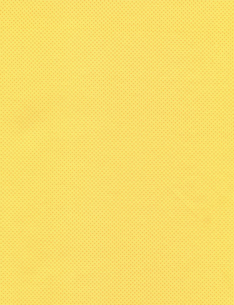 Pin Dot Yellow By Timeless Treasures