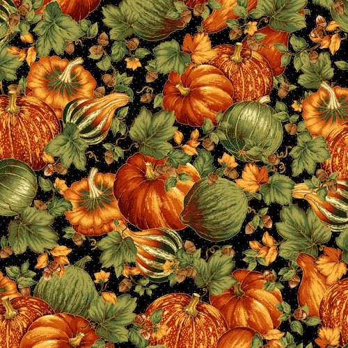 Black Abundance Harvest Medley