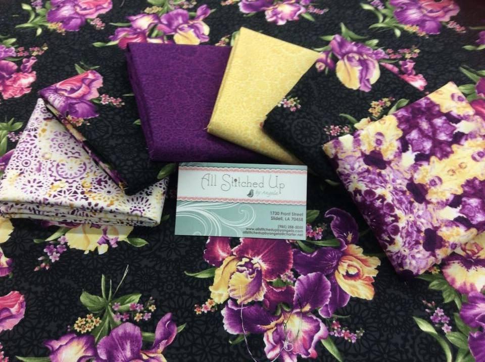 Iris Bouquets 6FBQ