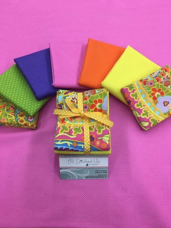 Kaffe Fassett Jungle Lime 7FQB